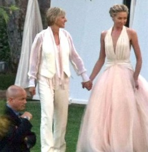 Ellen + Portia wedding