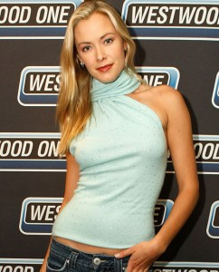LOS ANGELES, CA - FEBRUARY 05:  Actress/model  Kristanna Sommer Loken attends the 51st Annual GRAMMY Awards Westwood One Radio Remotes Day 1 held at the Staples Center on February 5, 2009 in Los Angeles, California.  (Photo by Jordin Althaus/WireImage)  *** Local Caption ***